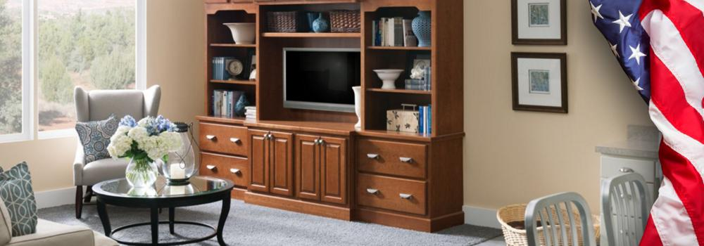 MasterCraft Cabinets - Built with American Pride